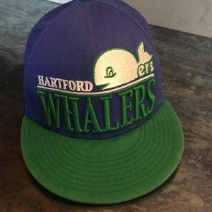 Hartford Whalers adjustable hat, vintage series